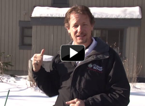 Video about our home energy audit in Ohio