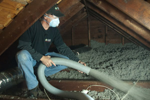 Cellulose Insulation Installation In Greater Cincinnati, Dayton, Northern Kentucky and South East Indiana