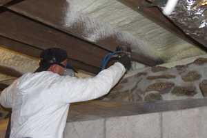Spray foam insulation Cincinnati & Dayton OH