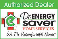 Dr. Energy Saver Cincinnati is an Authorized Dr Energy Saver Dealer